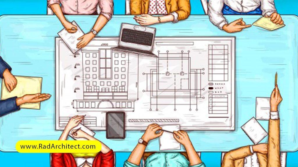 اصول طراحی پلان مسکونی